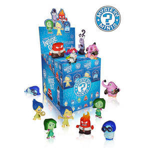 Mystery Minis Inside out