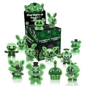 Five Nights At Freddy's - Series Glow In The Dark