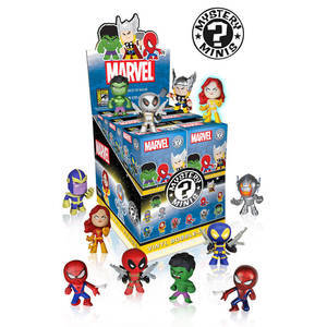 Mystery Minis Marvel Universe - San Diego Comic-Con