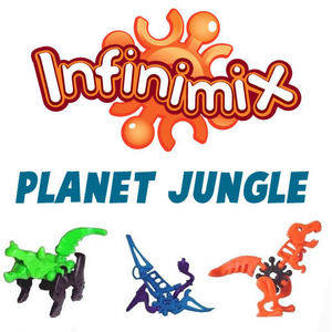 INFINIMIX Planet Jungle