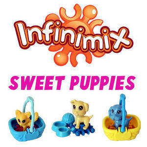 INFINIMIX Sweet Puppies