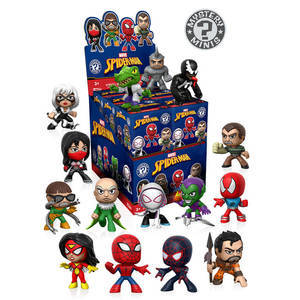 Mystery Minis Classic Spider-Man