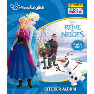 La reine des neiges : English is fun