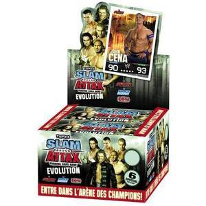 WWE Slam Attax Evolution