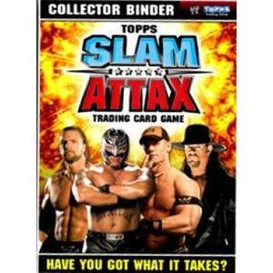 Slam Attax Trading Cards