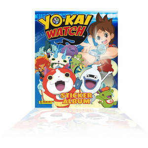 Images Panini Yo-kai Watch