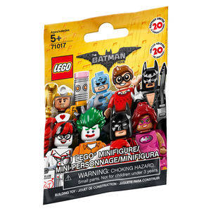 LEGO Minifigures : The LEGO Batman Movie