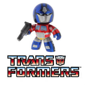 Mighty Muggs Transformers