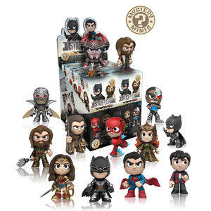 Mystery Minis Justice League