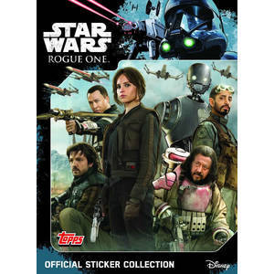 Star Wars Rogue One (Stickers Topps)