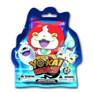 Yo-Kai Watch Backpack Hangers
