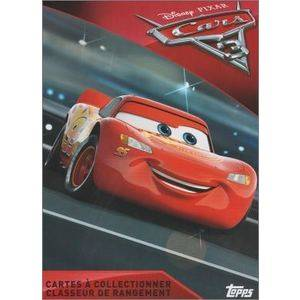Cartes TOPPS Cars 3