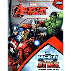 Topps Hero Attax: Marvel - Avengers