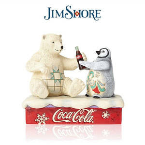 Coca-Cola Jim Shore