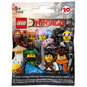 LEGO Minifigures : Ninjago Movie