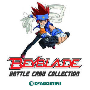 Beyblade : Battle Card Collection