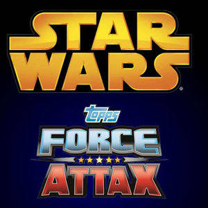 Force Attax Star Wars