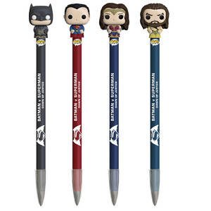 Pen Topper Heroes - Batman Vs Superman