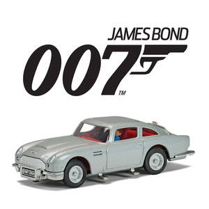 The James Bond Car collection