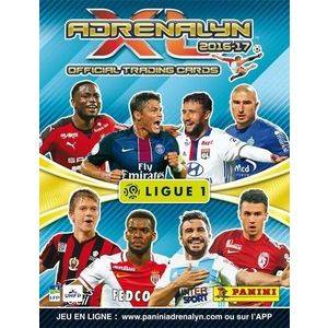 Adrenalyn XL Foot 2016-2017