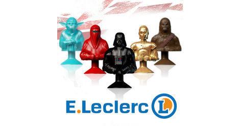 jeu leclerc star wars nombre de figurine