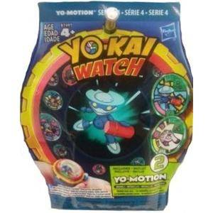 Yo-Kai Watch Yo-Motion: Series 4