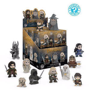 Mystery Minis Lord of the Rings