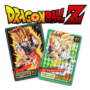 Cartes Dragon Ball