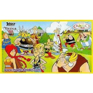 Astérix and the vikings