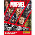 MARVEL Heroes trading cards