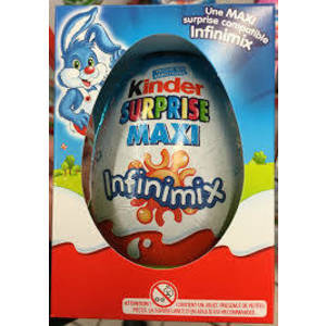 Maxi Kinder Boy - INFINIMIX - Easter 2016