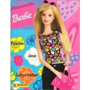 Barbie puzzles jeux labyrinthes