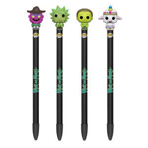 Pen Topper Television - Rick and Morty Series 2