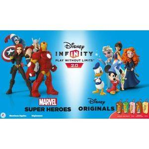 Candy'up - Cartonnettes Disney Infinity 2.0