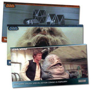 Star Wars Trilogy The Complete Story - Widevision - Retail Edition