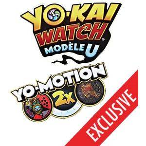 Yo-Kai Watch Yo-Motion 2X : Exclusive