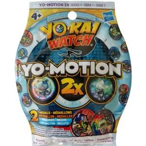 Yo-Kai Watch Yo-Motion 2X : Series 1