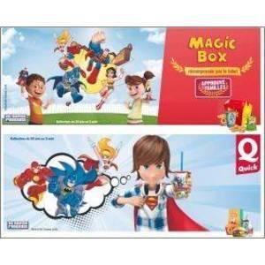 Des Magic Items Liste Box Quick Jouets 8OkXwn0P