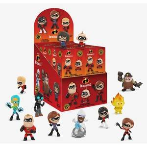 Mystery Minis Incredibles 2