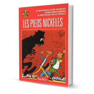 Les Pieds Nickelés - France Loisirs