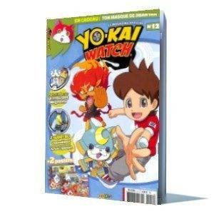 Magazine Yo-Kai Watch