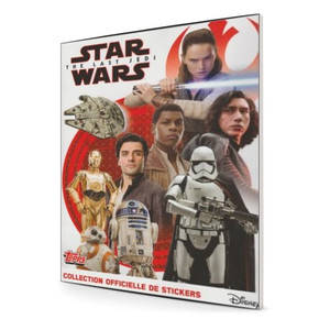 Star Wars : The Last Jedi (Topps)