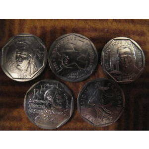 2 francs commemoratives