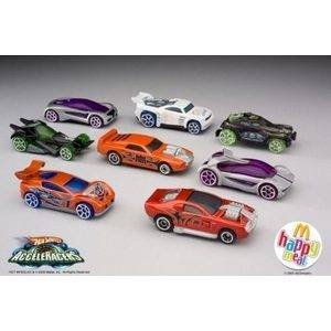 Happy Meal - Hot Wheels Acceleracers