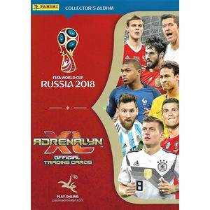 Russia 2018 : FIFA World Cup Adrenalyn XL