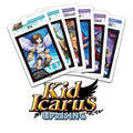 Kid Icarus Uprising AR cards