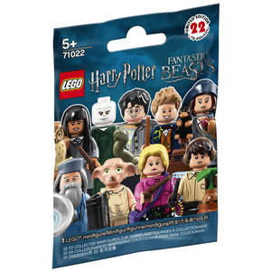 LEGO Minifigures : Wizarding World of Harry Potter