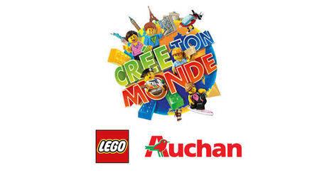 Carte Lego Auchan Livre.Liste Des Cartes Lego Auchan Cree Ton Monde