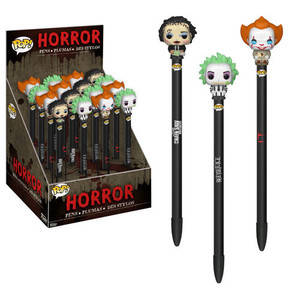 Pen Topper Movies - Horror Series 2