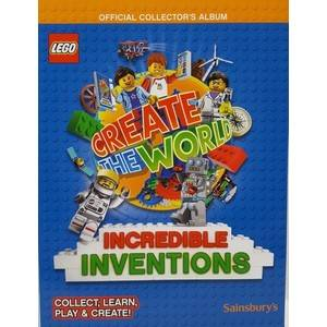 Sainsburys Lego Incredible Inventions 2018